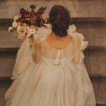 Свадебное платье Продам б/у, 16500, очень удобное, в Новосибирске