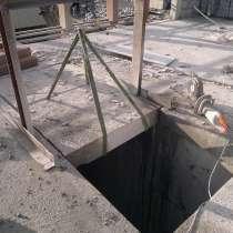 Резка бетонных полов и стен под двери и окна, в Иркутске