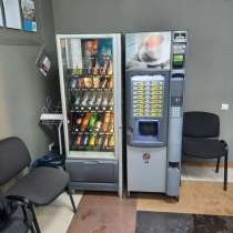 Торговый автомат Necta ES6+SL 6/32 б/у с местом, в Иркутске