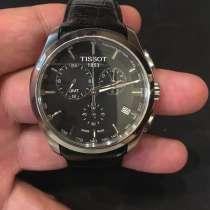 Часы мужские TISSOT COUTURIER GMT, в Москве