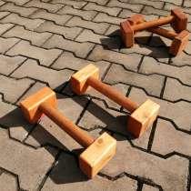 Паралетсы workout (Брусья, упоры, стоялки) 20 см, в Хабаровске