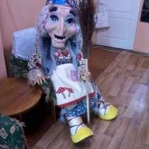 Ростовые куклы в технологии пластика, в Челябинске