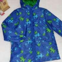 Новая утепленная куртка. р 134, в Перми