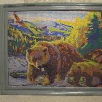 """Картина """" Медведица с медвежонком """", в Саратове"""