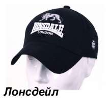 Бейсболка кепка Lonsdale, в Москве