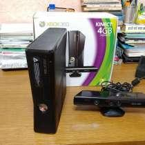 Xbox 360 500 ГБ (прошитый) + кинект + геймпад, в г.Ташкент