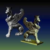 Мраморная скульптура. авторская работа, в г.Кишинёв