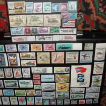 Подборка из 85 марок разных стран по теме, в Красноярске