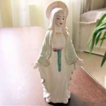 Статуэтка фарфоровая Дева Мария - 16 см, в Москве