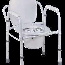 Продам кресло-туалет, коляска инвалидная (Германия), в Москве