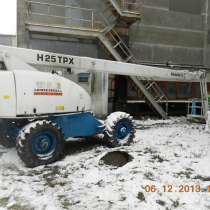 Телескопический подъемник Haulotte H25 TPX - 25,3м, в г.Минск