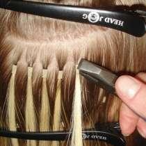 Капсульное (горячее) наращивание волос в Гомеле, в г.Гомель