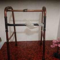 Продаю ходунки и кресло стул для инвалида, в Краснодаре