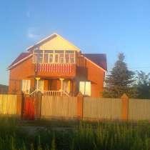 Продам двухэтажный кирпичный Дом на участке 16 соток, в Самаре