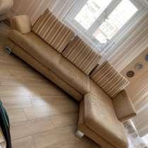 Продам диван с креслом, в Красноярске