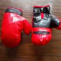 Боксерские перчатки детские, в Москве