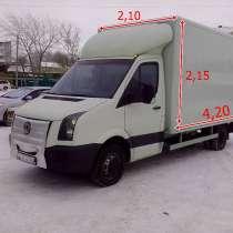 Volkswagen Crafter, 2008 г. 3 тонны. Категория, в Красноярске