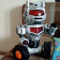Крутая детская радиоуправляемая игрушка Robo Mech, в Миассе