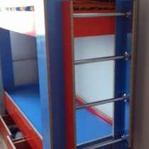 Двухэтажный детский кравать, в г.Жаркент