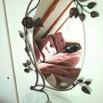 Зеркала в кованой раме, в Москве