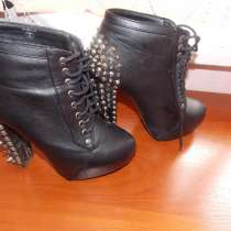 Кожаные ботинки!, в г.Дергачи