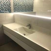 Столешницы для ванных комнат из жидкого гранита GraniStone, в г.Kaunissaare