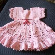 Продам вязаное платье, в Красноярске