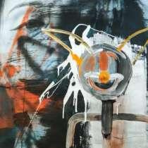 Картина банихуман, в г.Таллин