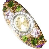 Новые оригинальные часы со стразами, в Копейске