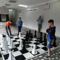 Большие Шахматы, в Москве