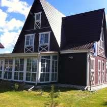 Продается Дом из бруса (3-х этажный), в Балабаново