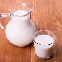 Козье молоко, в Лысьве