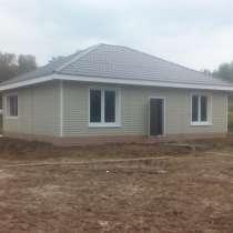 Продаётся новый 1-эт дом с. Якоть, в Дмитрове