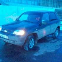 подержанный автомобиль Chevrolet Niva, в Нижнекамске