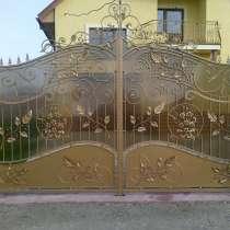 Ворота и заборы, в Копейске