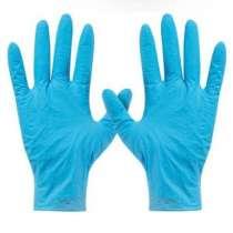 Перчатки медицинские нитриловые одноразовые «AIM-X», в Москве