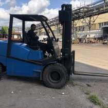 Болгарский погрузчик 5 тонн, дизельный, автомат, в Москве