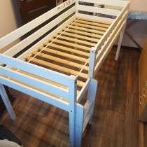 Детская кровать без матраса, в г.Таллин