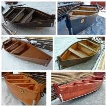 Лодки деревянные, в Москве