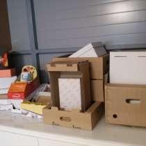 Упаковка из гофрокартона, любых размеров и форм, в Омске