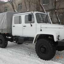 Автомобиль с Двухрядной кабиной на шасси ГАЗ 33088 Садко Бор, в Нижневартовске