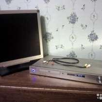 Мультиформатный DVD плеер Samsung HD745, в Саратове