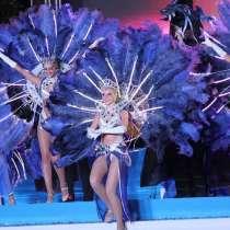 Карнавал в Геленджике, в Ростове-на-Дону