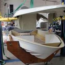 Ремонт корпусов лодок, яхт, подготовка к сезону, в Краснодаре