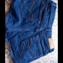 Шорты джинсовые, в Тольятти