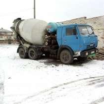 Автобетоносмеситель, в Морозовске