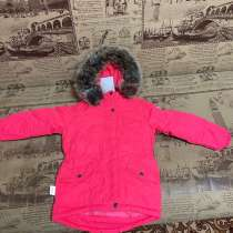 Куртка для девочки. Зима. Рост 122, в Электростале