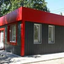 Строительство зданий из сендвич панелей, в Ивантеевка