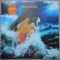 Erasure - World Be Gone - Orange Vinyl [Limited Edit] - 2017, в Екатеринбурге