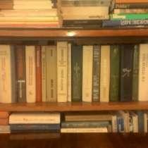 Книги из домашней библиотеки, в Новосибирске